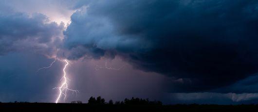 Ostrzeżenie o burzy z gradem - 30.08.2019 r.